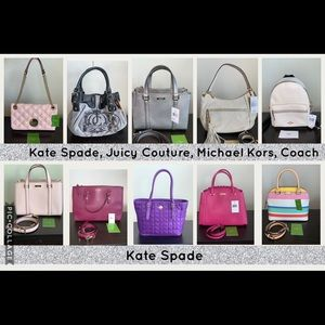 Purses for sale, price starts at $150